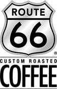 Route66 Custom Roasted Coffee by USConnect